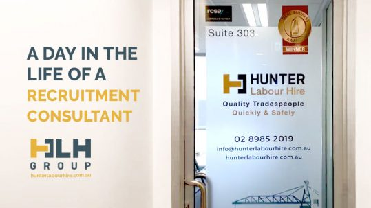 A Day in The Life of A Recruitment Consultant - HLH Group Sydney