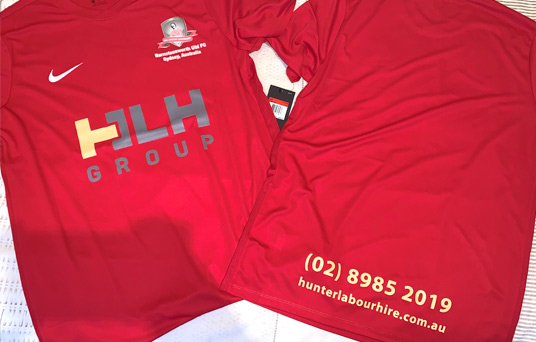 Barnstoneworth United FC Official - Community - HLH Group