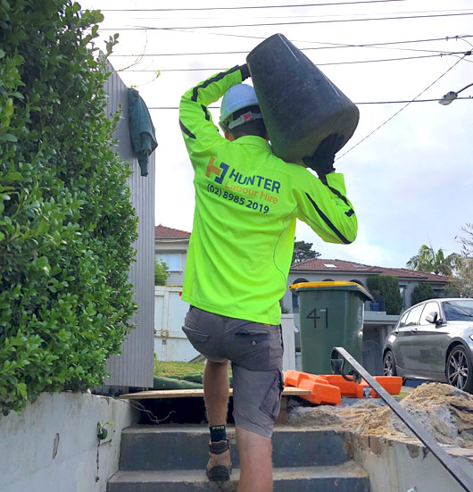 Hire Landscaping Labourers Sydney - HLH Group