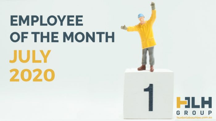 Employee of the Month - July 2020 - HLH Group Sydney