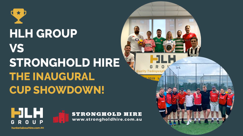 HLH Group - Stronghold Hire - Inaugural Cup - Sydney