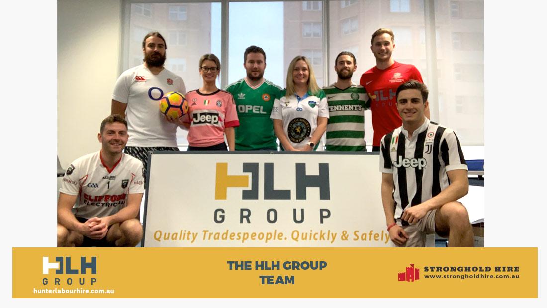 HLH Group Team - Sydney