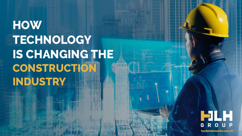 Technology Construction Industry - Labour Hire HLH Group - Sydney