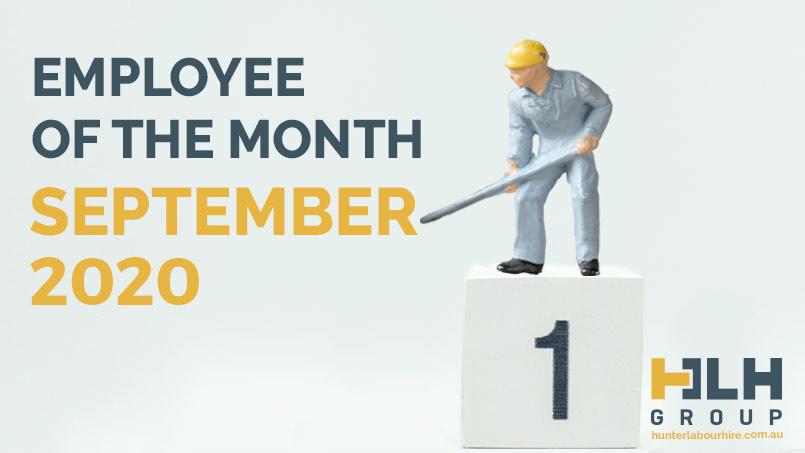 Employee of the Month -September 2020 - HLH Group