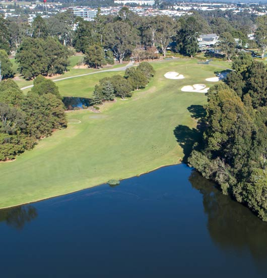 Golf Renovation - Ladscape Tradespeople Labour Hire - HLH Group Sydney