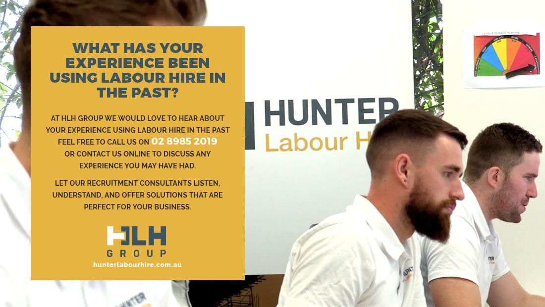 HLH Labour Hire Recruitment - Sydney