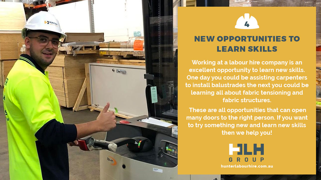 Labour Hire - Skills Opportunities - HLH Group Sydney
