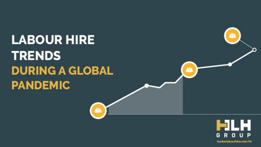 Labour Hire Trends Global Pandemic - HLH Group Sydney