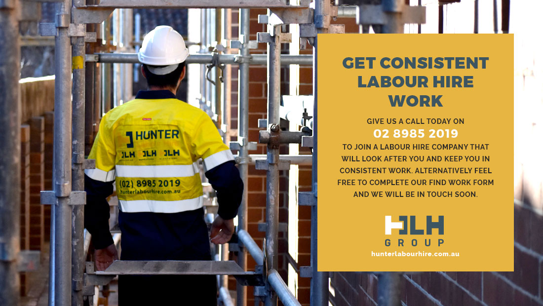 Labour Hire Work Sydney - HLH Group