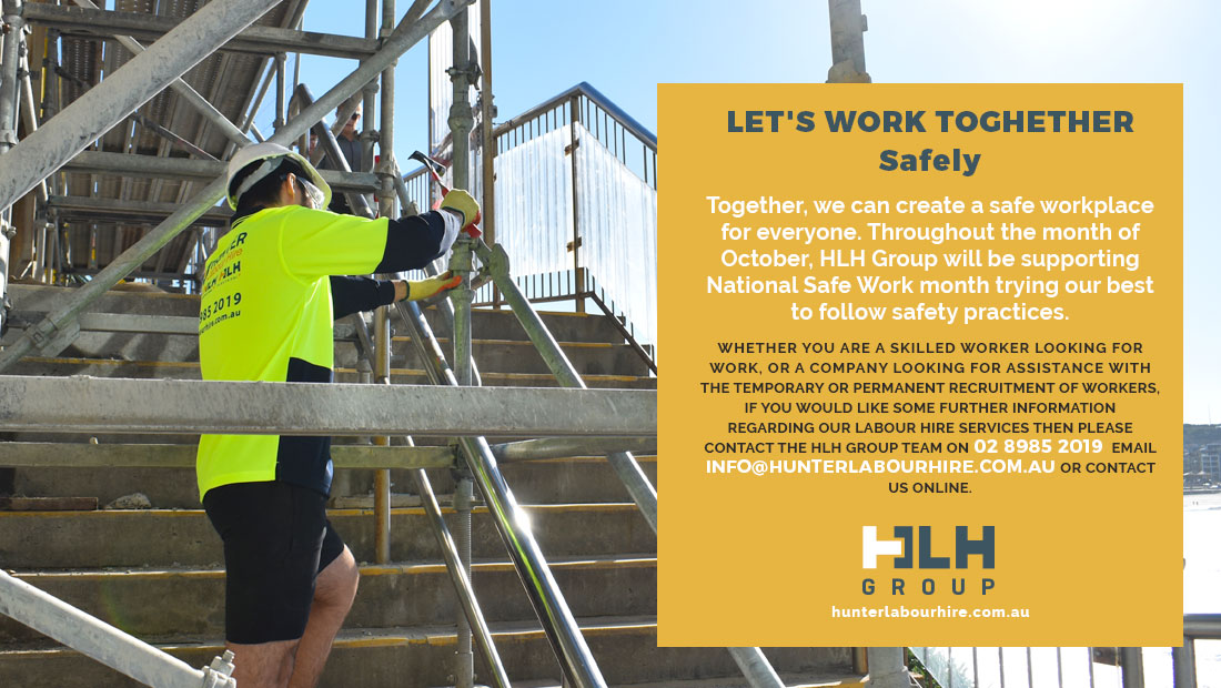 Safe Labour Hire Sydney - HLH Group