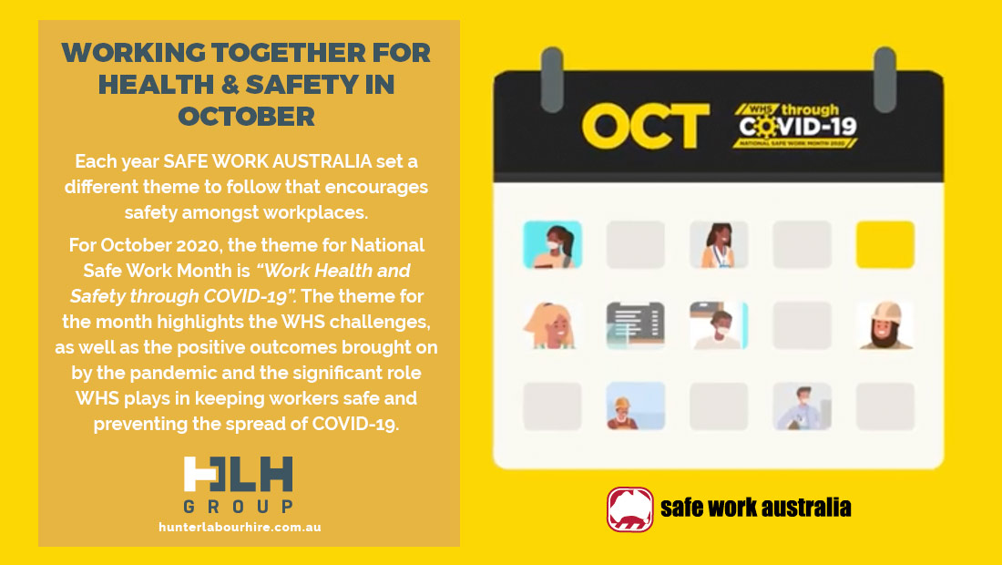 Safe Work Australia - October 2020 - HLH Group