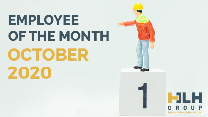 Employee of the Month - October 2020 - HLH Group