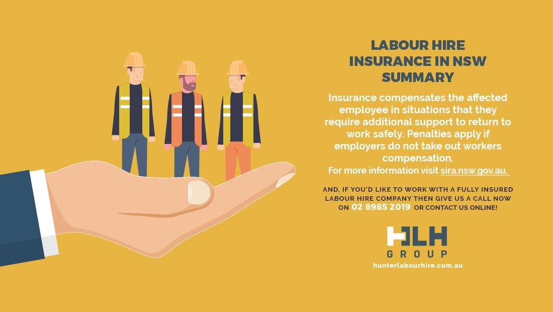 Labour Hire Insurance NSW - HLH Group Sydney