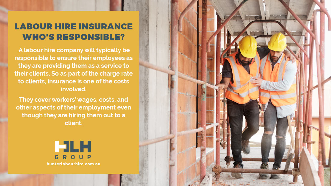 Labour Hire Insurance - Who is Responsible - HLH Group Sydney