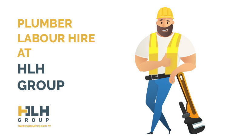 Plumber Labour Hire - HLH Group - Recruitment