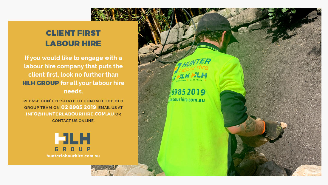 Client First Labour Hire - HLH Group Sydney