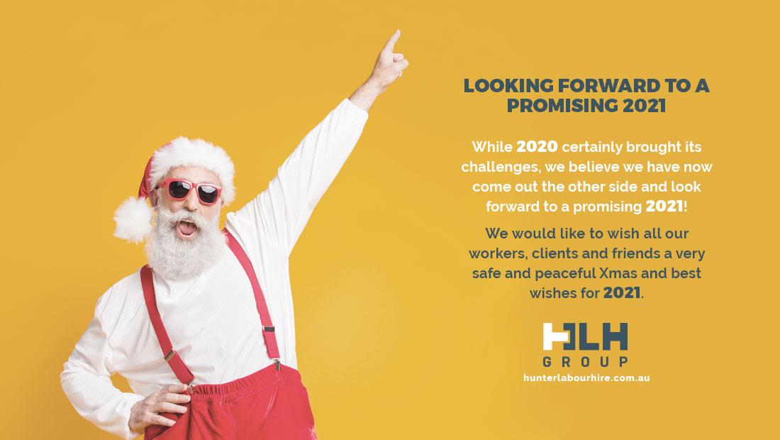 HLH Group - Merry Christmas 2020