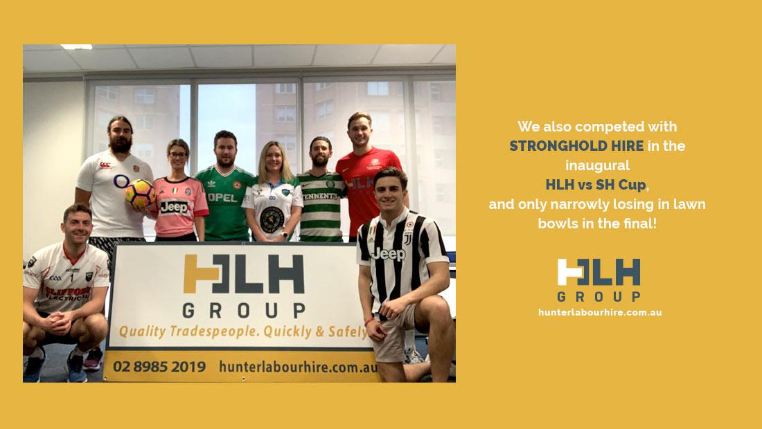 HLH vs SH Cup - HLH Group Sydney 2020
