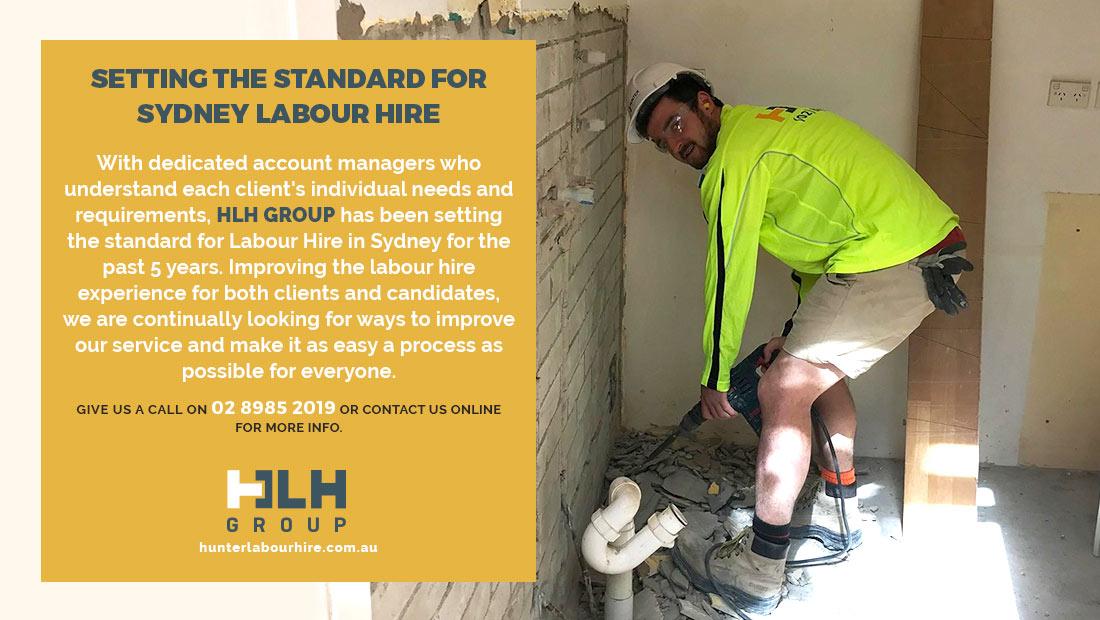 Best Sydney Labour Hire - HLH Group