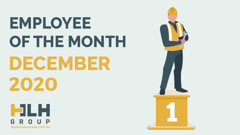 Employee of the Month - December 2020 - HLH Group