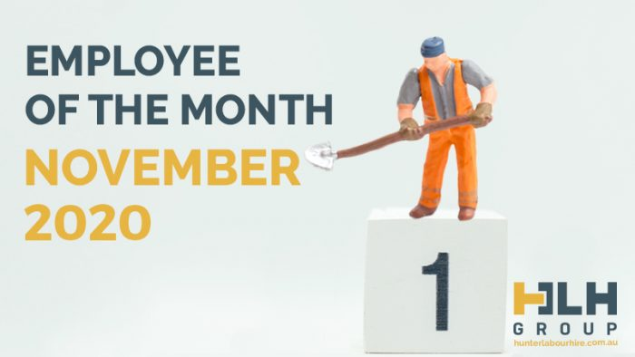 Employee of the Month - November 2020 - HLH Group