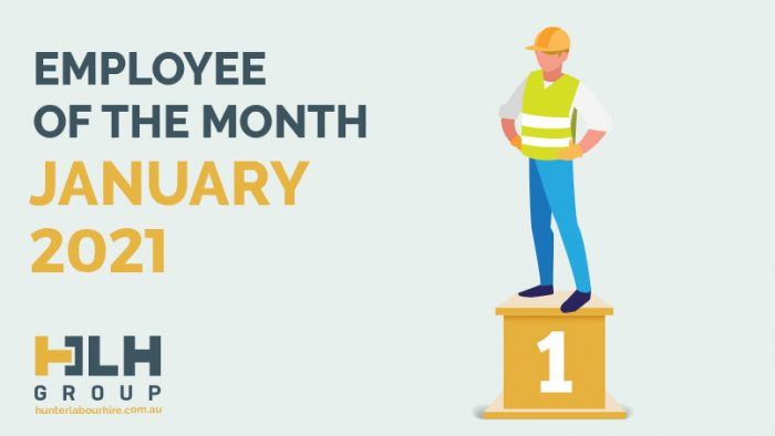 Employee of the Month - January 2021 - HLH Group