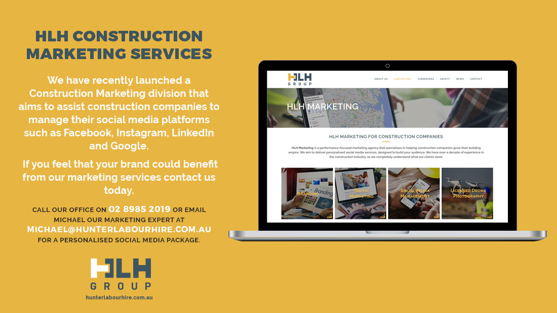 HLH Construction Marketing Services - HLH Group Sydney