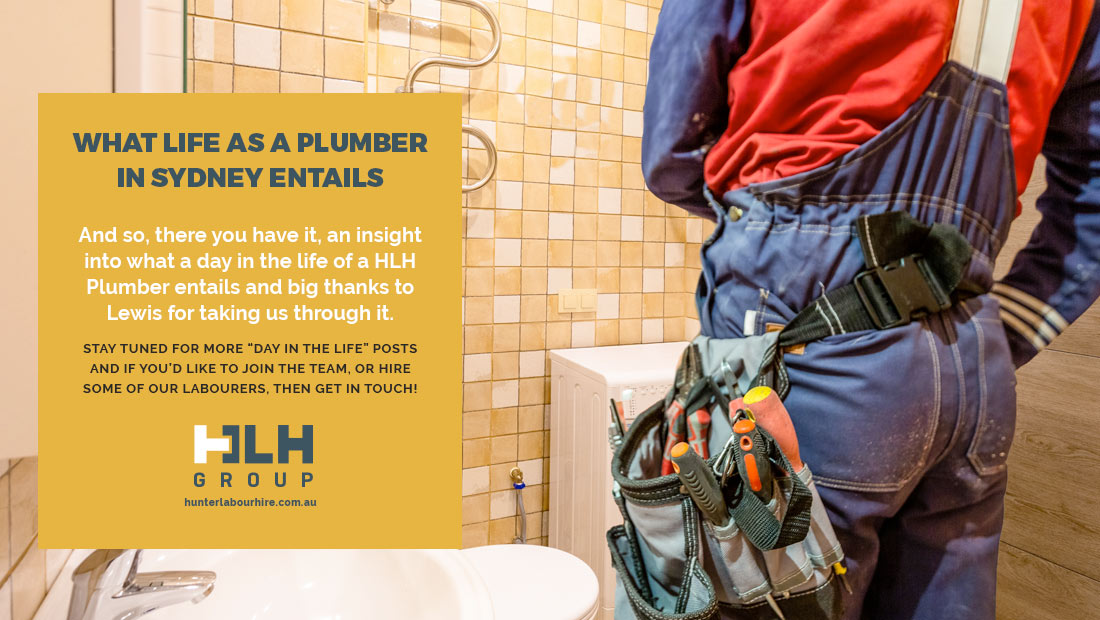 Plumber Work Sydney - Labour Hire - HLH Group