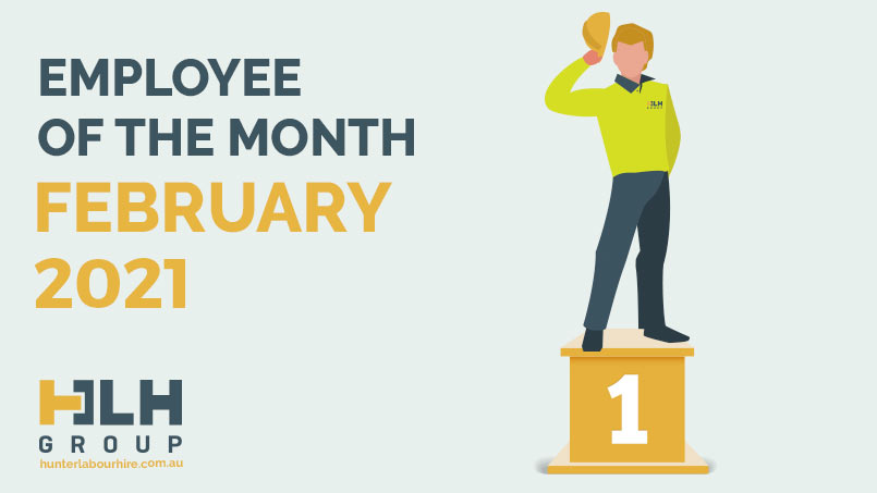 Employee of the Month - February 2021 - HLH Group Sydney