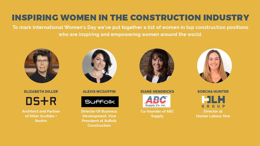 Inspiring Women Construction Industry - HLH Group