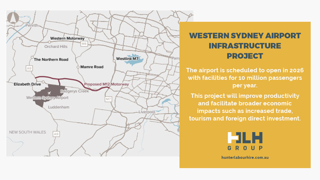 Western Sydney Airport Infrastructure Project - HLH Group
