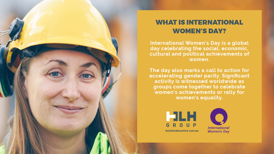 What is International Women's Day - Labour Hire Sydney