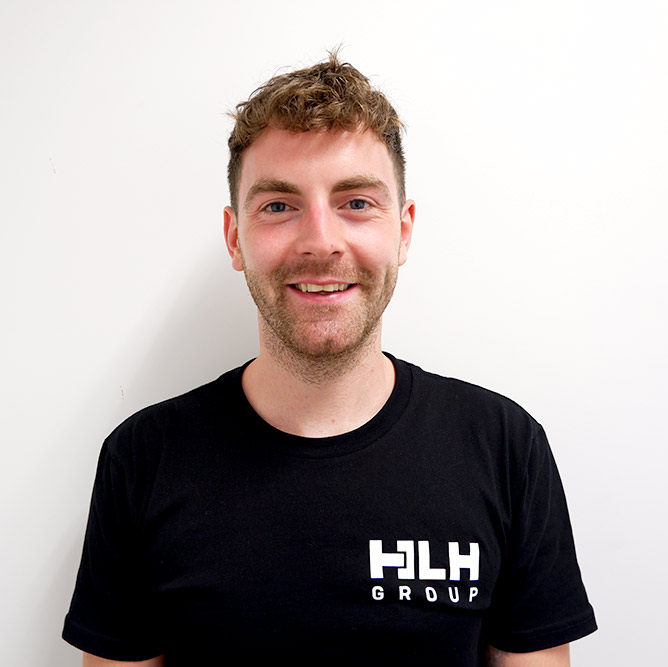 Damien Sweeney - Recruitment Consultant - HLH Group Sydney