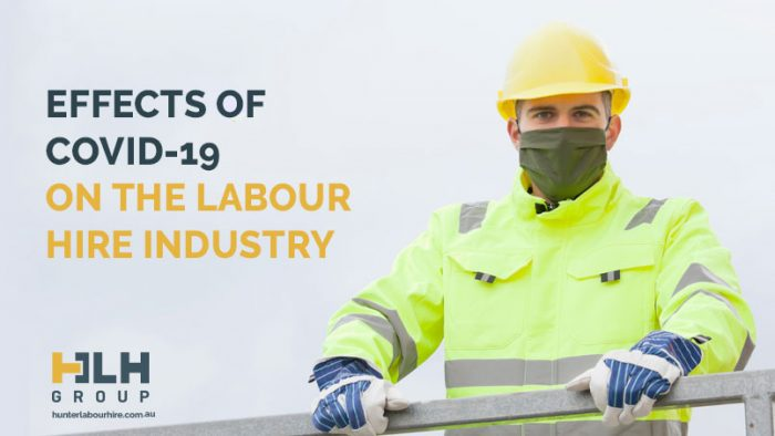 Effects of Covid-19 Labour Hire Industry - Sydney