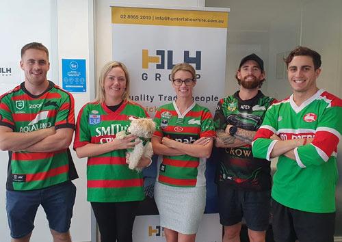 HLH Group Team - Sponsor