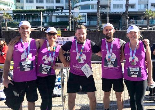 HLH Team Marathon