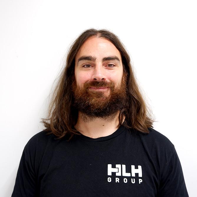 Laird Ross - Senior Recruitment Manager - HLH Group Sydney