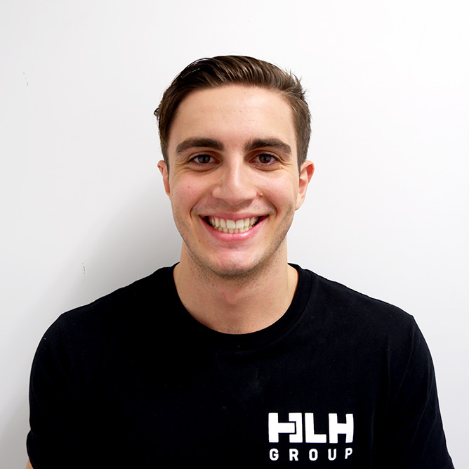 Michael Pantaleone - Division Manager - HLH Group Sydney