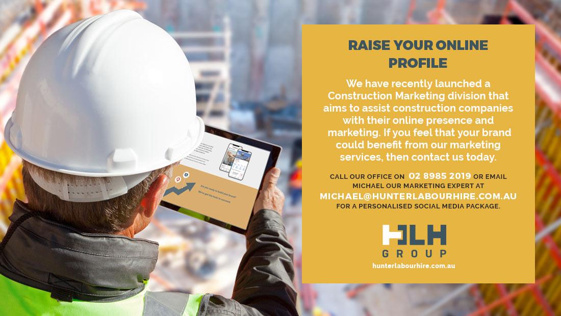 Construction Marketing Sydney - HLH Group
