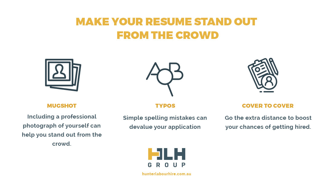 How to make your Resume Stand Out - Construction Labour Hire Sydney
