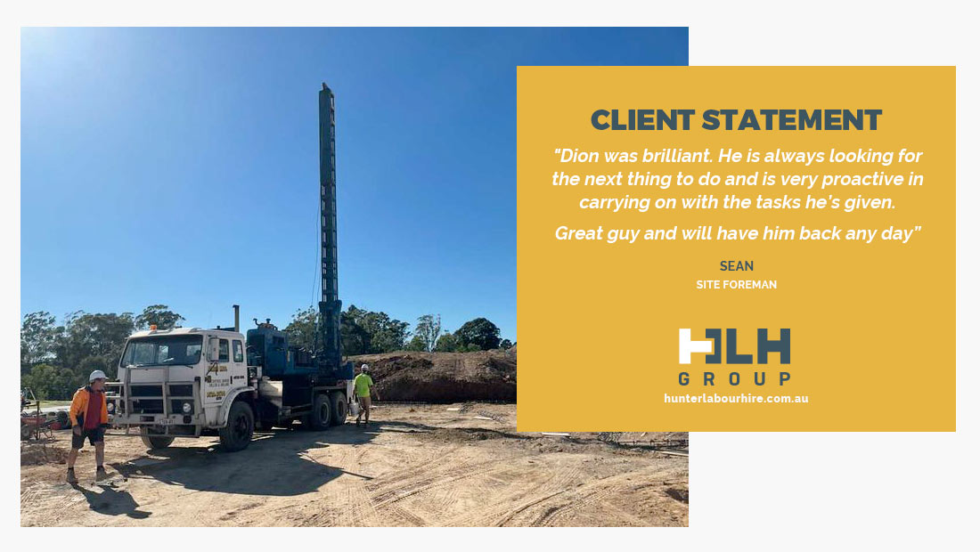 Employee Month May 2021 - Hunter Labour Hire Sydney