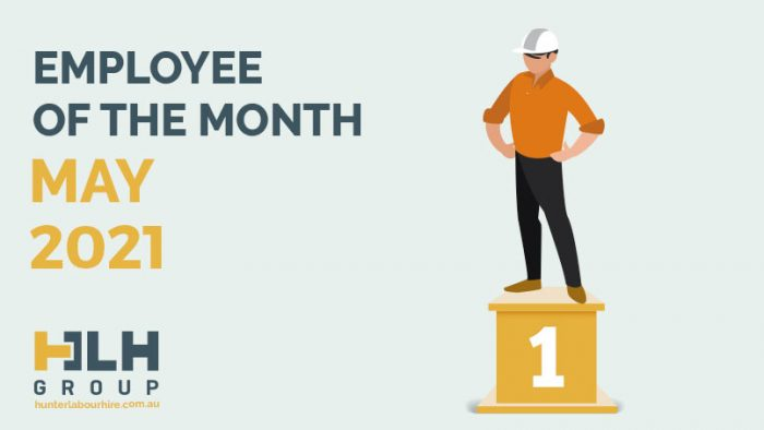 Employee of the Month - Dion Chu - May 2021 - HLH Group