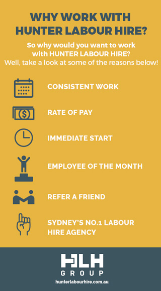 Why work with HLH Group Labour Hire Sydney