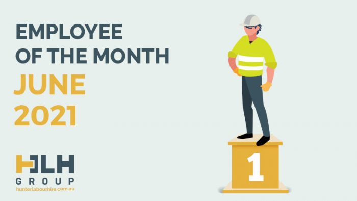Employee of the Month - June 2021 - HLH Group