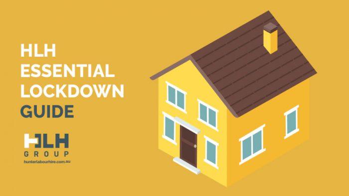 HLH Essential Lockdown Guide - HLH Group Sydney