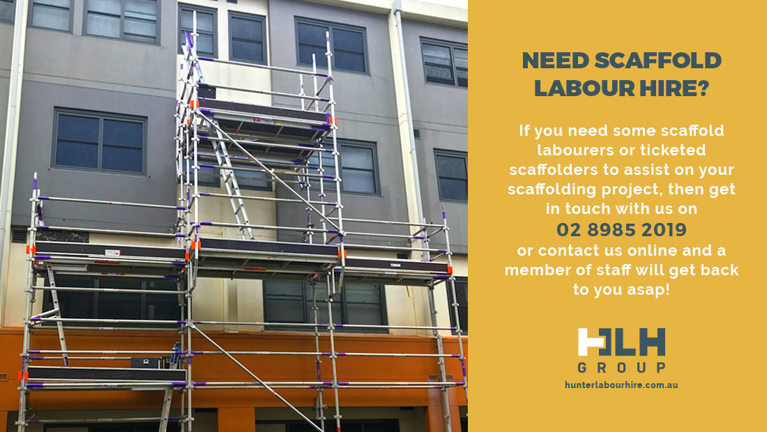Need Scaffold Labour Hire Sydney - HLH Group