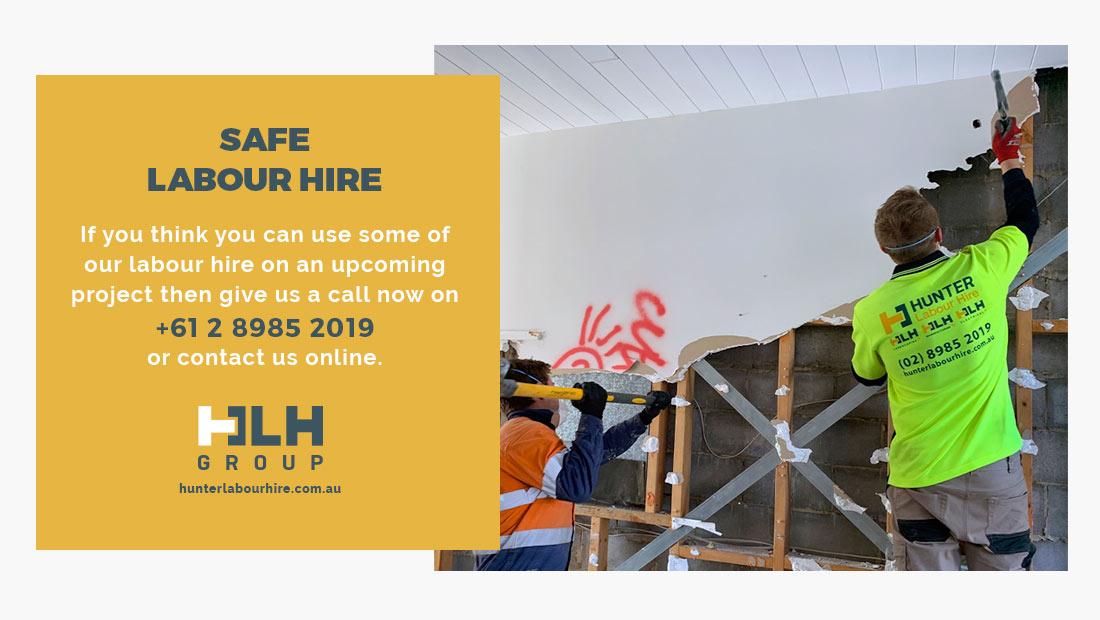 Safe Labour Hire Sydney - HLH Group