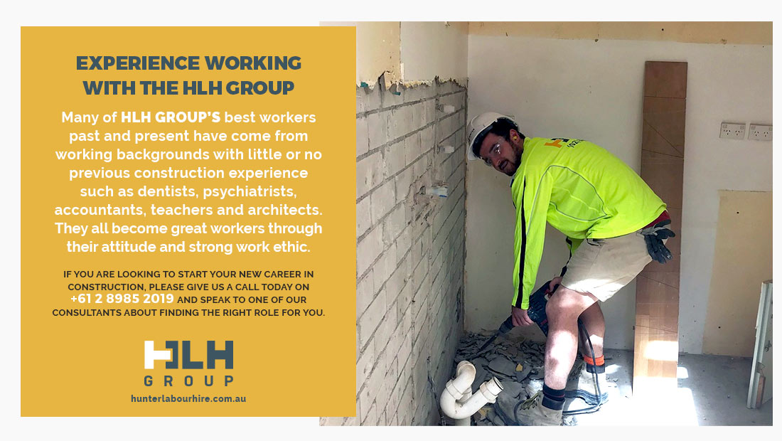 Experience Working HLH Group - Sydney