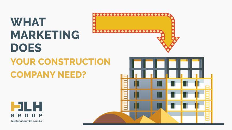 Marketing - Construction Company - HLH Group Sydney