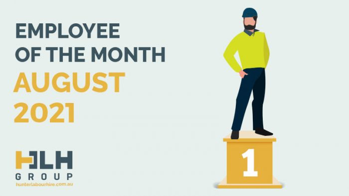 Employee Month - August 2021 - Luis Eseberre - HLH Group